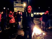 Großkampftag gegen die rechte belgische Regierung mit massenhaften Streiks und Protesten
