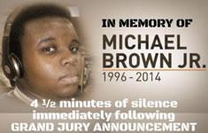 In Memory Michael Brown