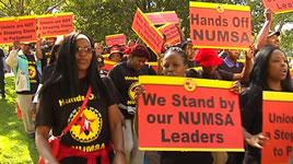 Gewerkschaftsverband COSATU schliesst Metallgewerkschaft NUMSA aus
