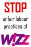Bei Wizz Air wird es keine Gewerkschaft geben