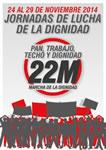 Würdemärsche in Spanien, die zweite: Das System ändern (29N)