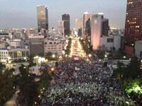 Marcha #6DMx por Ayotzinapa y por la renuncia de Peña