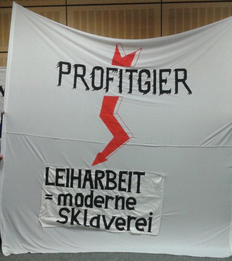 DaimlerGegenLeiharbeit