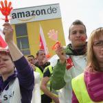 Solidarität mit dem Streik bei Amazon