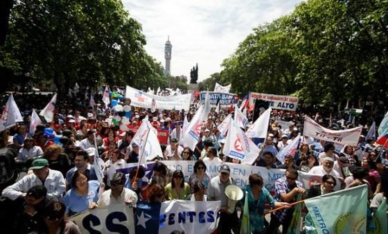 Gewerkschaften Chile