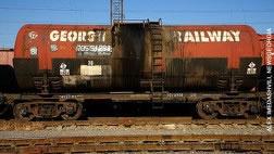 Eine Woche Streik der georgischen Eisenbahner