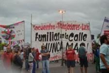 Kampf um die Wiedereinstellung der Entlassenen bei Lear in Argentinien