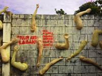 10 Jahre Massaker von Luisita