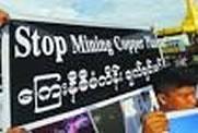 Der Kampf um die burmesisch-chinesische Kupfermine