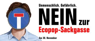 Schweiz: Nein zu Ecopop