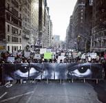 60.000 in New York gegen rassistsiche Polizei