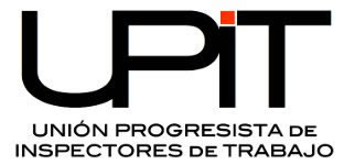 Unión Progresista de Inspectores de Trabajo (UPIT)