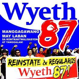 Wyeth (Nestlé): Beschäftigte wegen gewerkschaftlicher Tätigkeit entlassen