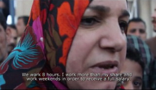 Die Mahalla Arbeiter_innen in der ägyptischen Revolution