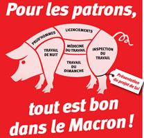 """""""Loi Macron"""" – zwangsweise Sozialpartnerschaft nach Gusto der Unternehmerverbände"""