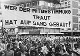 Bremen: Kloeckner 1977 Arbeiter demonstrieren
