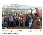 Holcim Indien: Der Kampf der Leiharbeiter