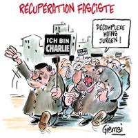 Karikaturisten gegen Pegida