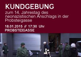 Kundgebung Köln NSU