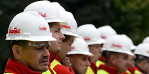 Polen: 12 der 14 Weglowa Zechen bestreikt