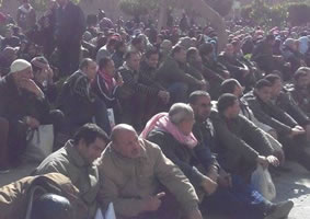 4 Tage Streik im grössten ägyptischen Textilbetrieb Mahalla