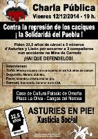 Schauprozeß gegen asturische Bergarbeiter – Solidarität gegen Terrorurteile!