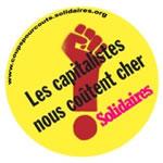 """Proteste gegen das """"Gesetz Macron"""" – mit dem in Frankreich (nicht nur) die Sonntagsarbeit eingeführt werden soll"""