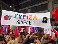 Nach dem Wahlsieg von Syriza