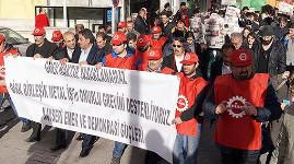 Streik verboten – türkische Metaller im Widerstand