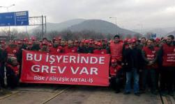 Metallerstreik in der Türkei hat begonnen