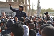 Junge Erwerbslose protestieren in Algerien: Ein Jahr Gefängnis!