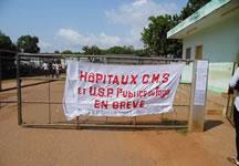 drei Tage Streik in Togo