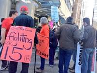 Kanada: Landesweiter Kampf um Mindestlohn