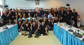 Thailändische Eisenbahner wehren sich gegen Regierungspläne