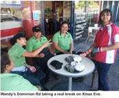 Neuseeland: Fast food workers to challenge zero hours