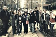 Houston: Der Streik der US-Ölarbeiter findet wachsende gesellschaftliche Unterstützung