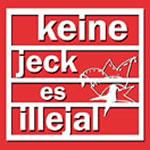 Düsseldorf stellt sich quer: keine jeck es illejal