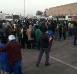 Die Streikentschlossenheit der mauretanischen Erzarbeiter bleibt unerschütterlich...