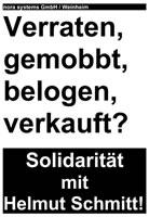Einschüchterungsversuche bei nora systems GmbH in Weinheim