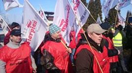 Polnischer Bergarbeiterstreik geht weiter