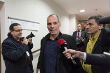 Yanis Varoufakis: Syriza verhandelt