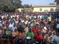 Neue Gewerschaftszentrale in Togo: Die Basis votiert für Streik