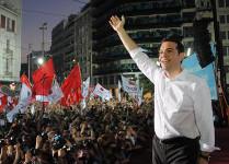 Wahlerfolg von Syriza