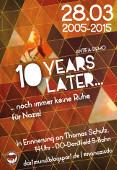 Dortmund: in Erinnerung an Thomas Schulz