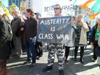 klassenkrieg mit irish water