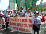 Türkei: Hugo Boss entlässt Gewerkschafter
