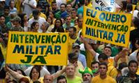 Brasilien: Rechte fordern Militärputsch