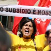 krankenschwesterdemo portugal