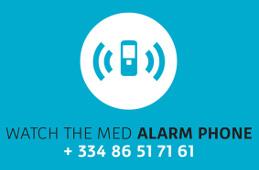 Watch the Med: Alarmphone