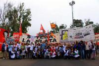Generalstreik Buenos Aires März 2015